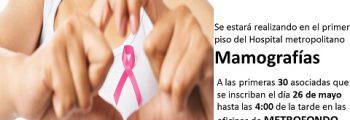 Examen de Mamografia